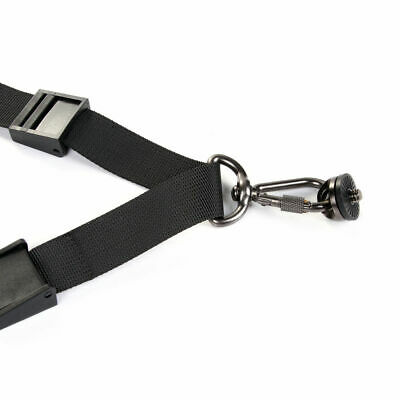 Focus F-1 Quick Rapid Sling Belt Neck Shoulder Strap For DSLR SLR Camera Black 10