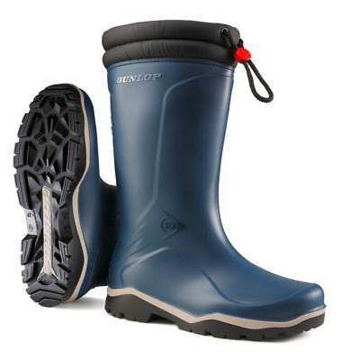 Mens Ladies Dunlop BLIZZARD Waterproof Wellingtons -15°C Mucker Derry Boots 4