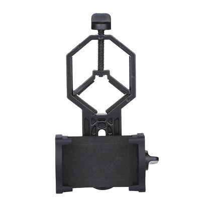 Spotting Scope Microscope Mount Bracket  for Phone Camera Adapter Univesal su 7