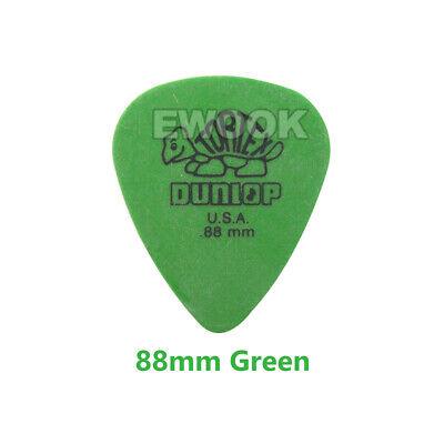 6X / 12X Jim Dunlop Tortex Standard Plectrums Mixed Pro Gauges Guitar Picks AU 9