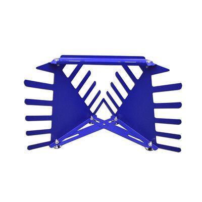 Desktop Siebdruck Squeegee Rack Spachtel Halter Veranstalter Regale Werkzeug 4