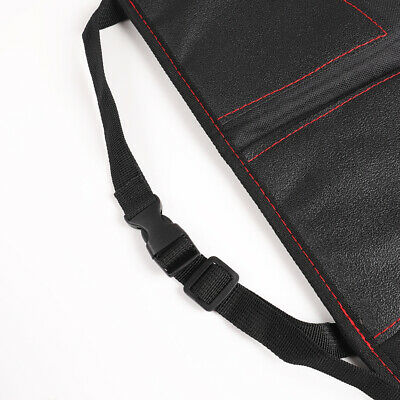 Car Seat Protector Thickest Padded Waterproof Back Seat Organizer Kick Mat Cover 9