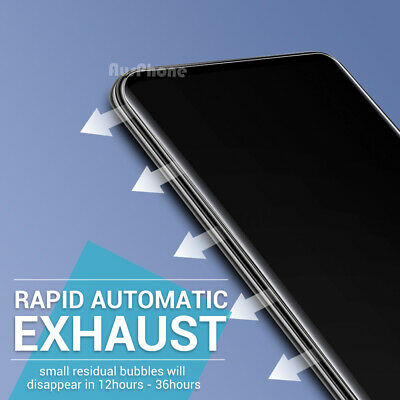 SAMSUNG GALAXY S10 5G PLUS S10e HYDROGEL AQUA FLEXIBLE Crystal Screen Protector 5