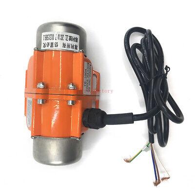AC Vibration Motor 40//50//100W Vibrating Asynchronous Vibrator 110V 3600RPM