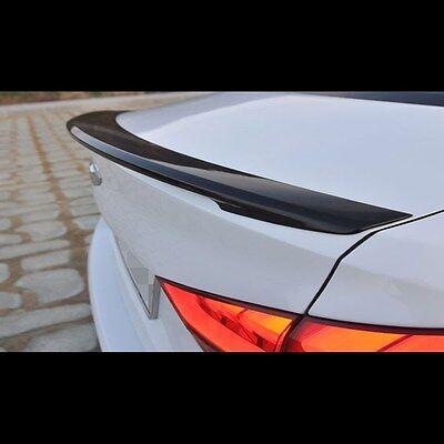 Painted PVO Type Rear Trunk Lip Spoiler Wing For 2008-11 HYUNDAI Genesis Sedan ✪