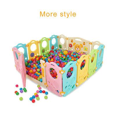 50-500PCS Plastic Pit Balls For Children Ball Kids Multi Coloured Toys Play Pool 6