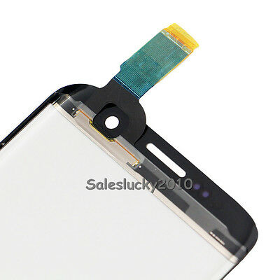 For Samsung Galaxy S7 Edge G935 Touch Screen Digitizer Front Glass Replacement 6
