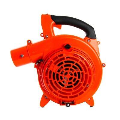 26cc 3-in-1 Petrol Leaf Blower, Vacuum, Mulcher & Shredder 4