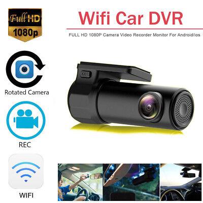 Telecamera per Auto Dash Cam 1080P Full HD Videocamera Veicoli Registratore 2
