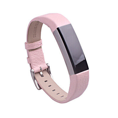 For Fitbit Alta / Alta HR Genuine Leather Watch Replacement Band Wrist Strap UK 4