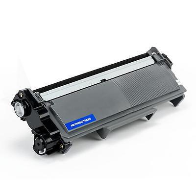 2PK Toner for Brother TN660 HL-L2340DW HL-L2360DW HLL2380DW MFCL2680W MFCL2740DW 4