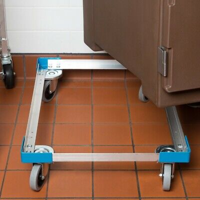 Carlisle Cateraide DL182623 Aluminum Dolly for TC1826N Sheet Pan Carrier 3