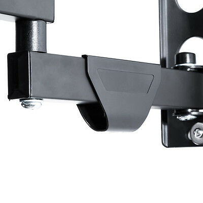 """LCD Plasma TV Wandhalterung neigbar schwenkbar kippbar LED 3D 17 - 42"""" Zoll"""