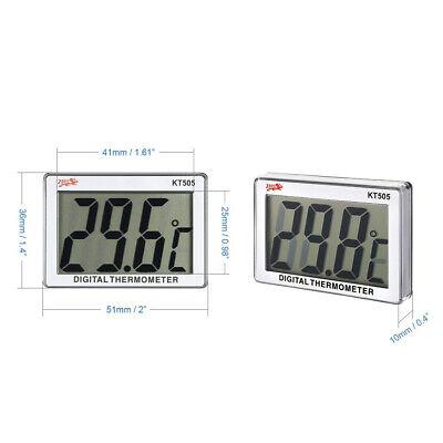 Aquarium Fish Tank Water Thermometer Digital Electronic LCD Sensor Controller 7