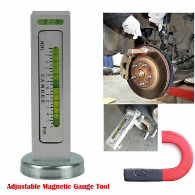 Magnetic Measure Gauge Tool Car/Truck/Auto Camber Castor Wheel Alignment Hot 8