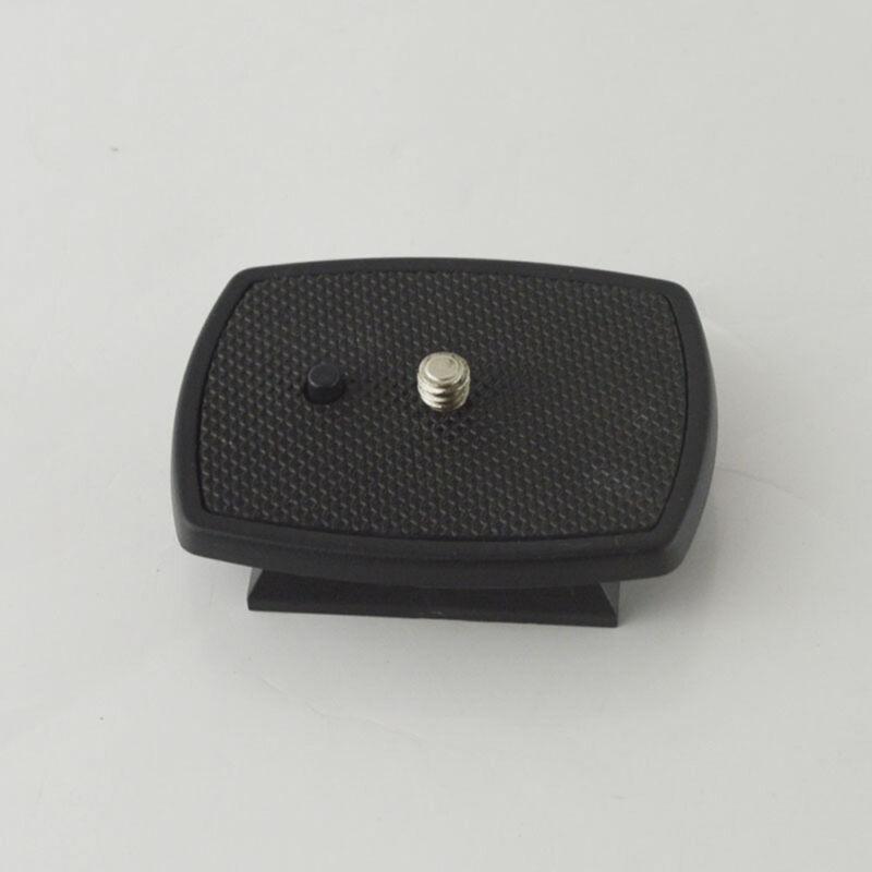 Quick Release QR Plate For DSLR SLR Digital Camera Tripod Screw Mount Adapter 3
