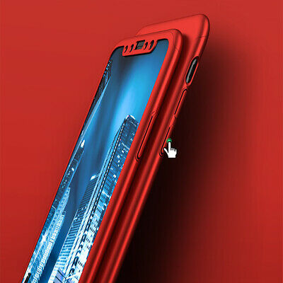 For iPhone 11 6s 7 8 5s Plus XR XS Case Shockproof360 Bumper Hybrid Phone Cover 5