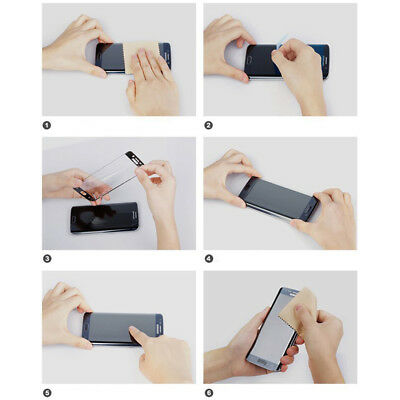 """Vitre De Protection Écran Film Verre Trempe Incurvé Samsung Galaxy S9 5.8"""" 4"""