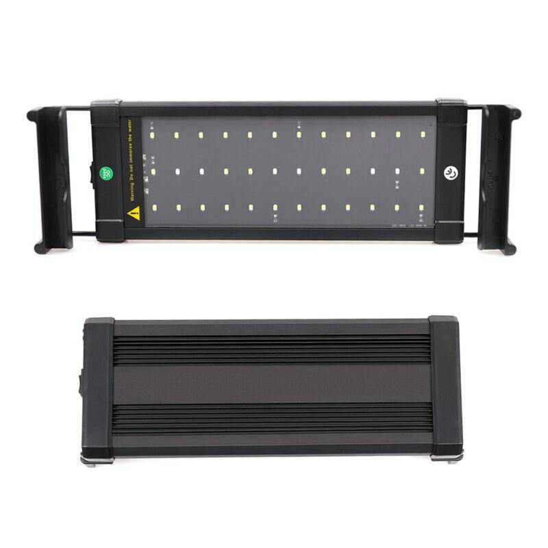 30cm-135cm LED Eclairage Aquarium Poisson Rampe LED Eau Douce Lumière 4