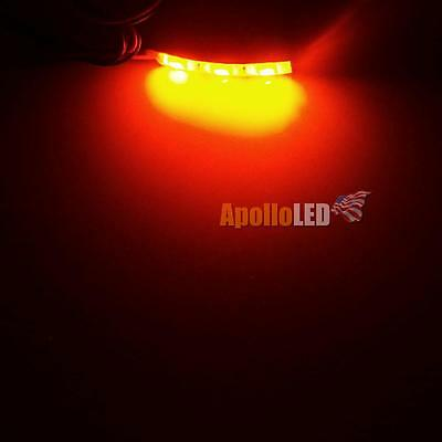 2pcs 12v high quality 5050 smd yellow led car interior exterior use 3 of 5 2pcs 12v high quality 5050 smd yellow led car interior exterior use strip lights aloadofball Gallery