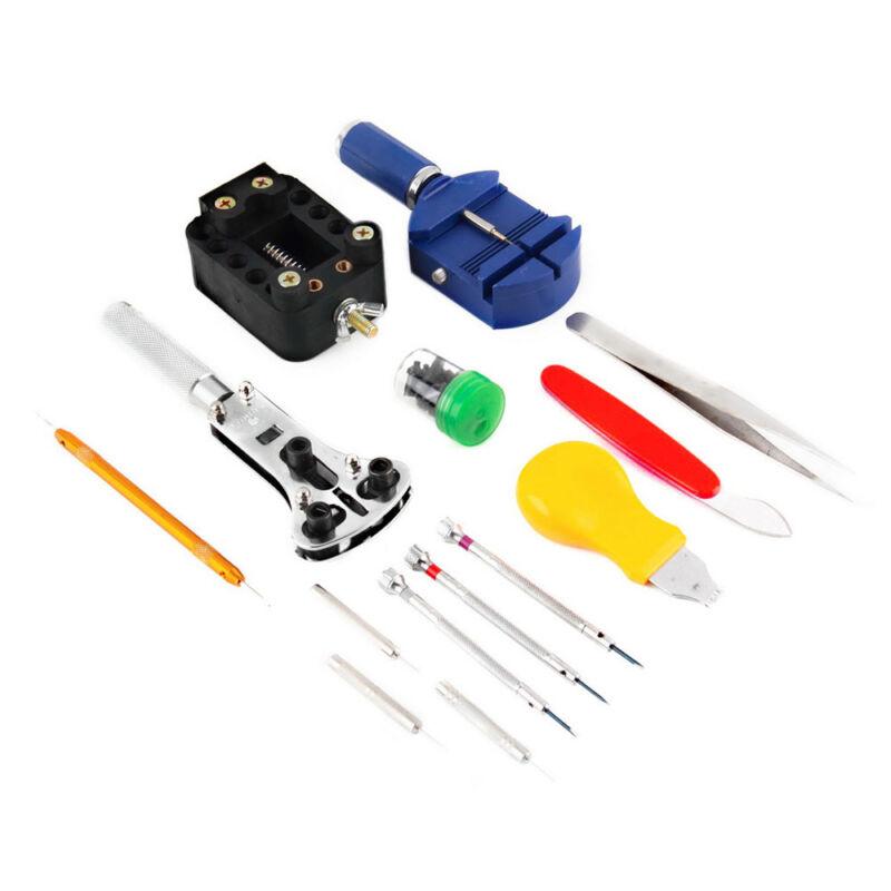 144 tlg Uhrenwerkzeug Uhrmacherwerkzeug Set Reparatur Set mit Nylontasche |DE