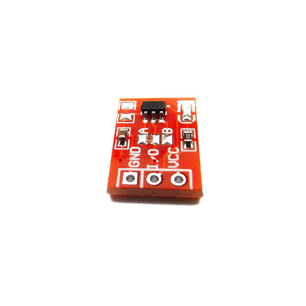 TTP223 modulo tastierino pulsante Arduino Touch Sensor Switch sensore BUTTON