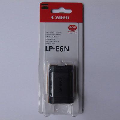 2x LP-E6N Batteries For Canon EOS 5D Mark II III 70D 60D 60Da 5D 6D 7D LPE6N E6N 2