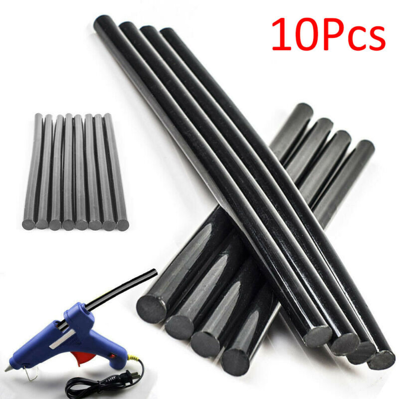 10pcs Tools Glue Sticks Paintless Dent Repair Puller Car Body Hail Removal New 3