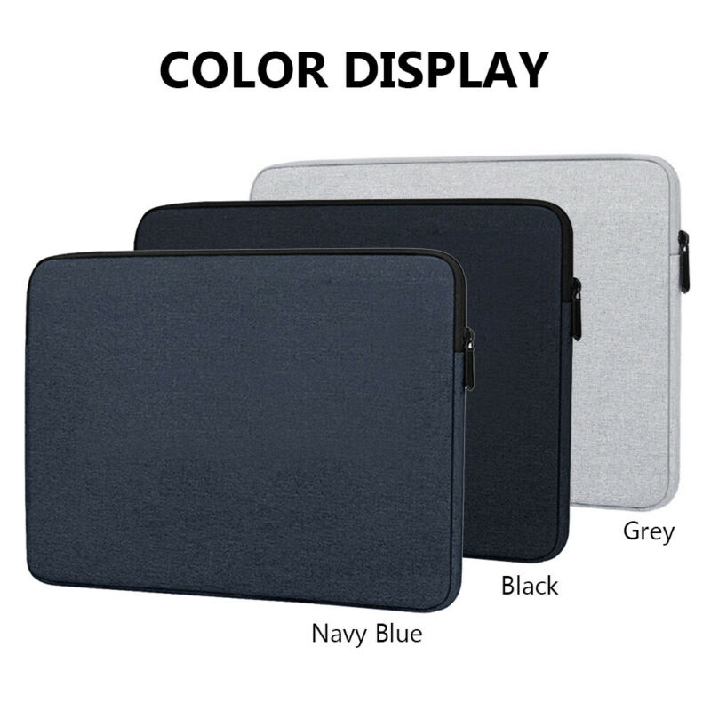 Shockproof Notebook Case Sleeve Laptop Bag Cover For MacBook HP Dell Lenovo 5