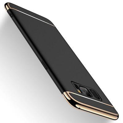 Hybride Housse Coque Samsung S8 S9 Plus S7 S6 Edge A3 A5 A7 A8 J3 J5 J7 Note 8 2
