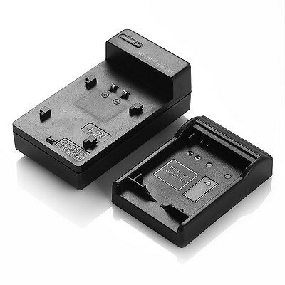 2 Pack AHDBT 001/002 Replacement Battery & AC/DC Charger For GoPro HERO 2 Camera