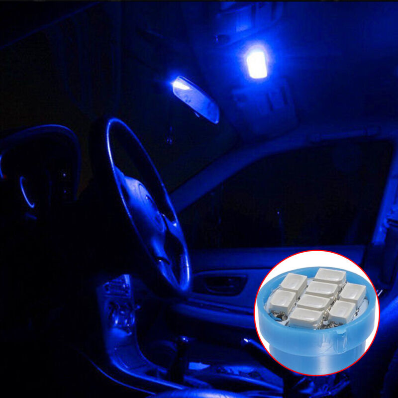 13x Auto Car Interior LED Lights For Dome License Plate Lamp 12V Kit Accessories 10