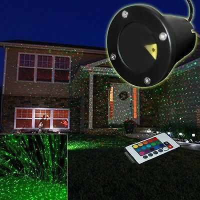 Laser projektor sternenhimmel test