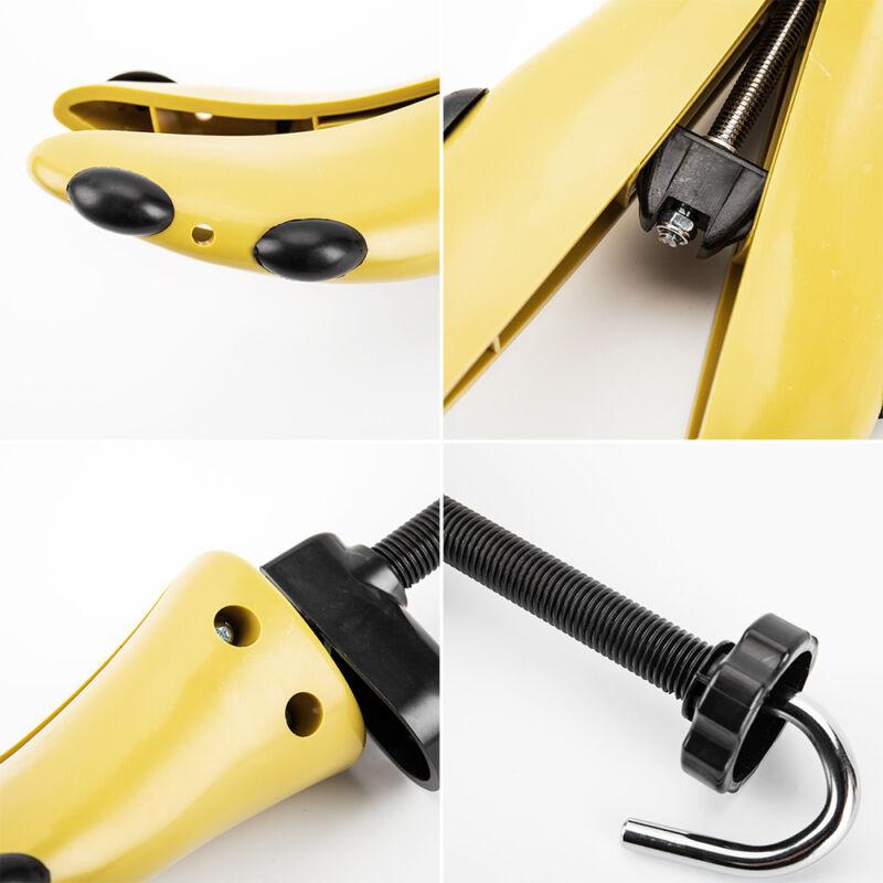 Adjustable Unisex Plastic Shoe /Boot Tree Shaper Keeper Stretcher Expander AU 6