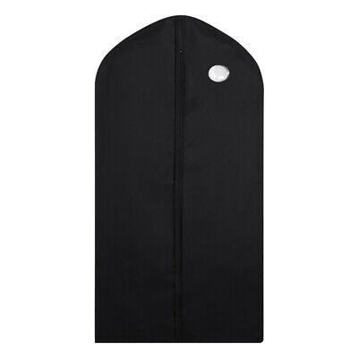 "10 Pack 40"" Garment Bag Suit Storage Cover Dress Clothes Coat Dust Protector 5"