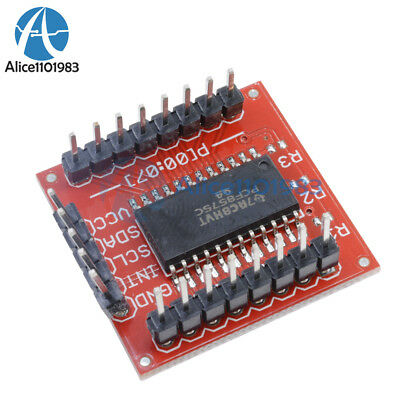 PCF8575 IIC I2C I/O Extension Shield Module 16 bit SMBus I/O ports For Arduino 6