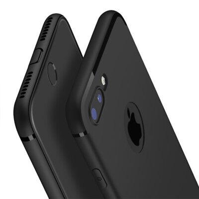 Coque TPU Slim Housse Etui Protection Pour iPhone 8 7 6 6S PLUS 5S X XR XS Max 5