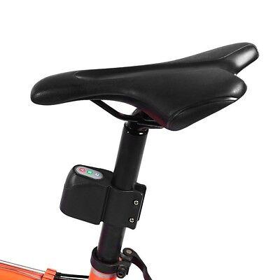 Alarma Antirrobo Candado para Bicicleta Moto Sonora Seguridad a2755 2