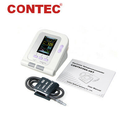 VET Veterinary Blood Pressure Monitor Digital NIBP Machine+ Cuff, Dog/Cat CONTEC 7