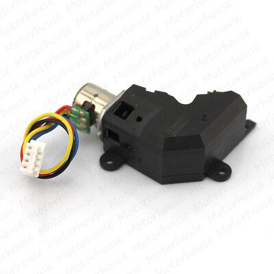 Worm Gear Stepper Motor 3V~5V 2 phase 4 wire micro-reducer gearbox 3 Motor Hole 2