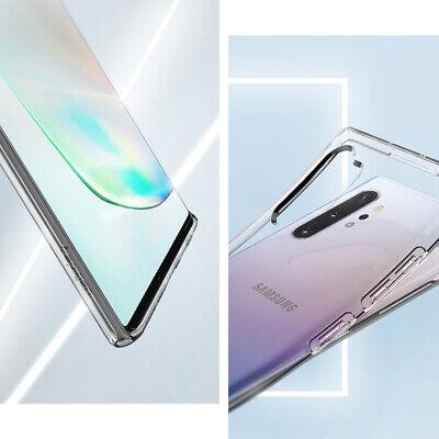 Galaxy Note 10, 10 Plus/10 Plus 5G Case | Spigen® [Liquid Crystal] Clear Cover 5