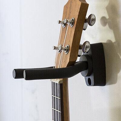 Guitar Hanger Adjustable Wall Mount Display Bracket Hook Holder Bass Stand ×4 3