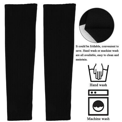 4Pairs Cooling Arm Sleeves Cover UV Sun Protection For Men Women Unisex 5