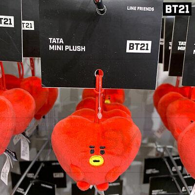 BTS BT21 Official Authentic Goods Standing Plush Mini 11cm 7Characters 8