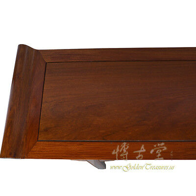 Chinese Vintage Carved Rosewood Altar Table 16LP88 7