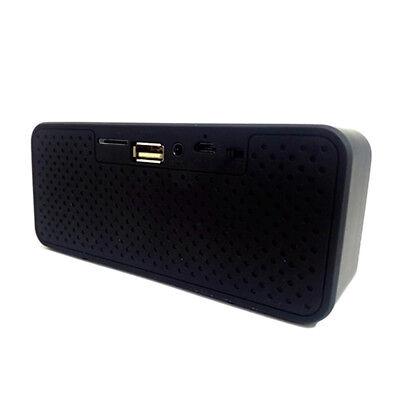 Cassa Speaker Ch-303C Bluetooth Portatile Ricarica Solare Microsd Usb Fm Aux 2