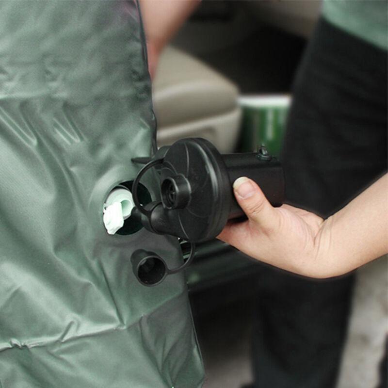 Elektrische Pumpe Pool Luftpumpe 230V 150W Luft Matratze Camping Entlüfter 220V 10