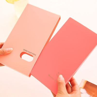 120 Pockets Collection Photocard Book Lomo Card Holder Photo Album Card Stock 5