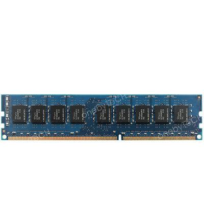 16GB 2x8GB PC3-12800E DDR3 1600 ECC Unbuffered HP ProLiant MicroServer Gen8 RAM 4