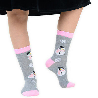 Childrens Boys Girls Christmas Socks Novelty Festive Sock Stocking Filler Xmas 2